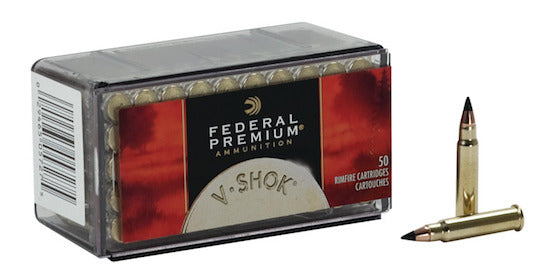 Federal .17HMR 17gr Bullets - Cluny Country Guns