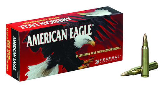 Federal .223 FMJ Bullets - Cluny Country Guns