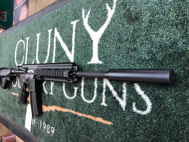 Walther H&K .22 Semi-Auto Rifle - Cluny Country Guns