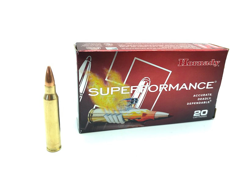 Hornady .223 55gr Lead Free Bullets - Cluny Country Guns