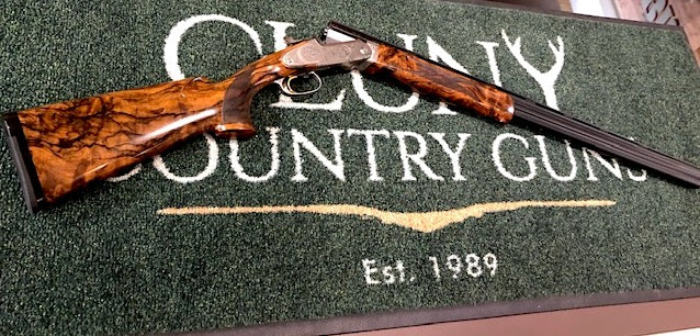 "Blaser F3 Custom German Rose 30"" Shotgun"