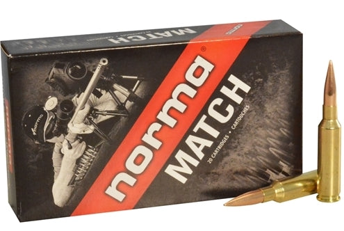 Norma 6.5 Creedmoor 130gr Bullets - Cluny Country Guns