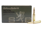 Sellier & Bellot 6.5 Creedmoor 140gr Bullets