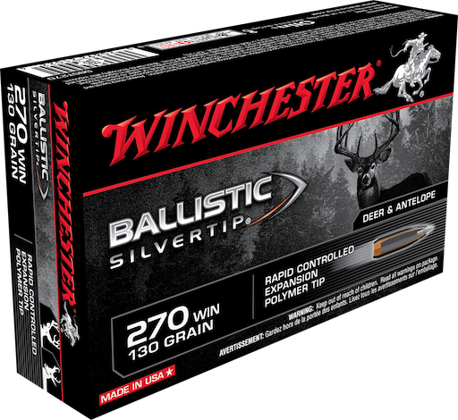 Winchester .270 Bullets - Cluny Country Guns