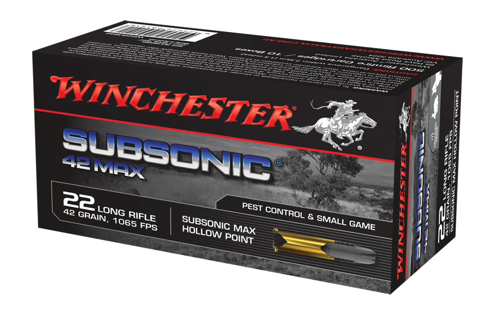 Winchester .22 Bullets - Cluny Country Guns