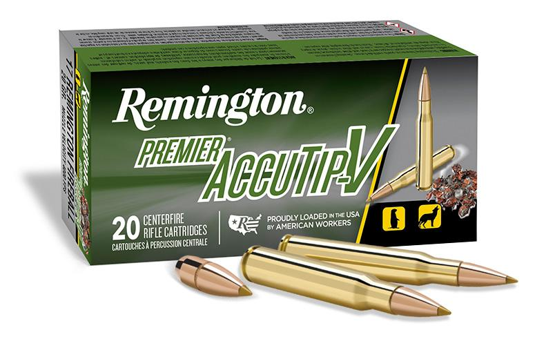 Remington .22-250 Bullets