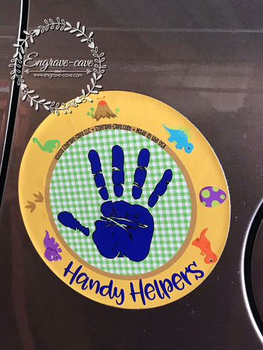 Handy Helper Magnet
