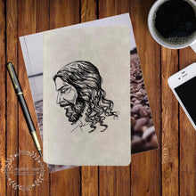 Load image into Gallery viewer, Jesus Engraved Bible