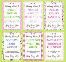 Load image into Gallery viewer, Mommy Made It Wine Labels- Baby Girl