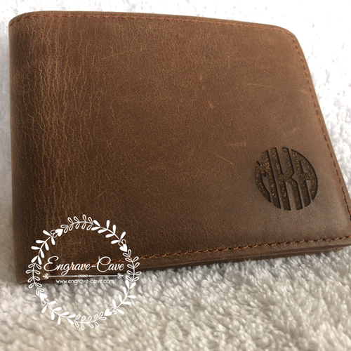 Men's 100% Leather Wallet