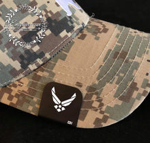 Load image into Gallery viewer, Hat Clip- Air Force