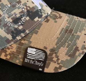 Hat Clip- We the People