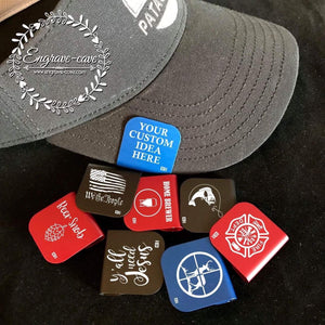 Hat Clip- Find Your Way