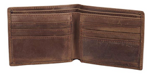 Load image into Gallery viewer, Men's 100% Leather Wallet