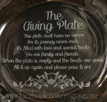 Load image into Gallery viewer, The Giving Plate