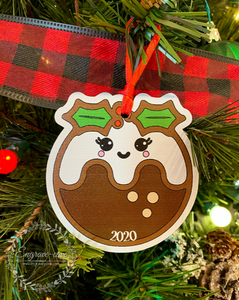 Figgy Pudding Ornament