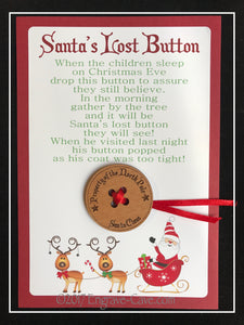 Santa's Lost Button