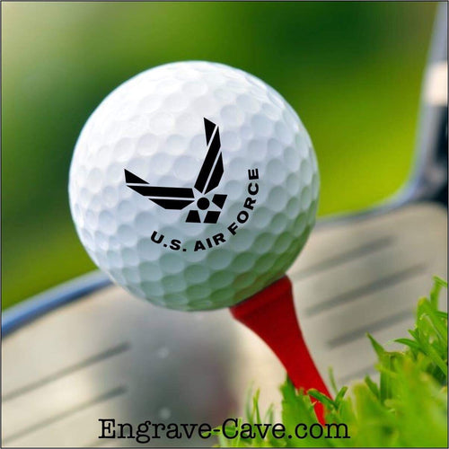 Air Force Golf Ball