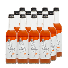 Load image into Gallery viewer, YAMATO KOMBUCHA Classic (PLUM Taste) 280ml x 12 bottles