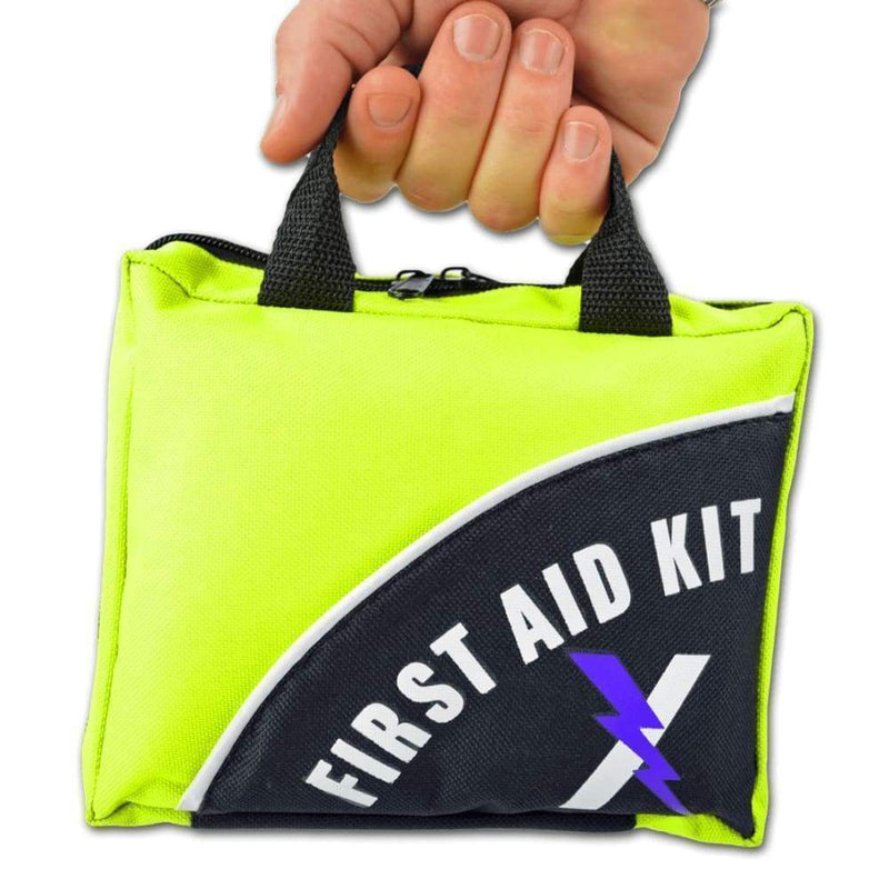 Lightning X Bags and Packs 104-Piece Nylon First Aid Survival Kit