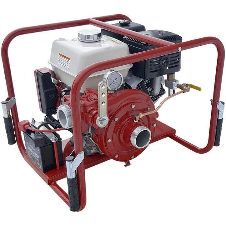 CET Portable Pumps 11 hp Portable High Volume Pump - Electric Start