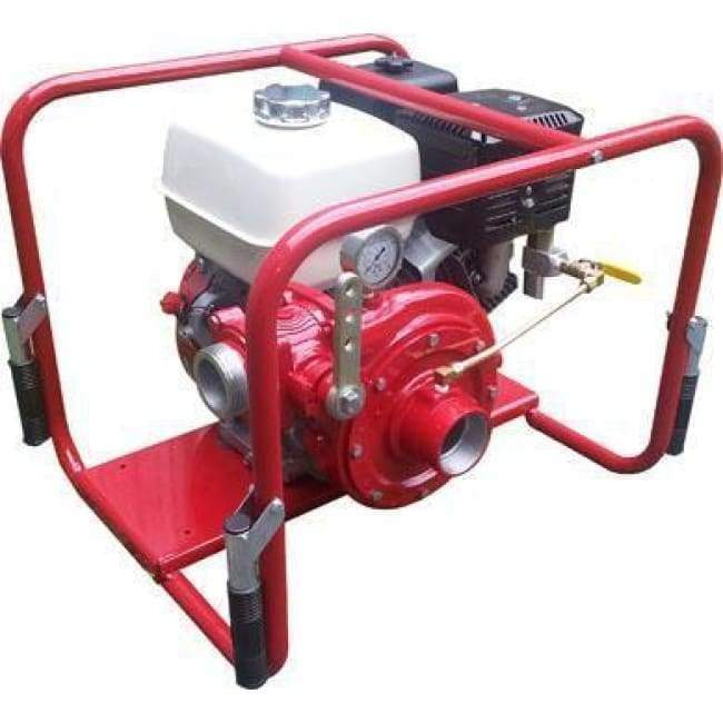 CET Portable Pumps 11 hp Portable High Volume Pump - Pull Start