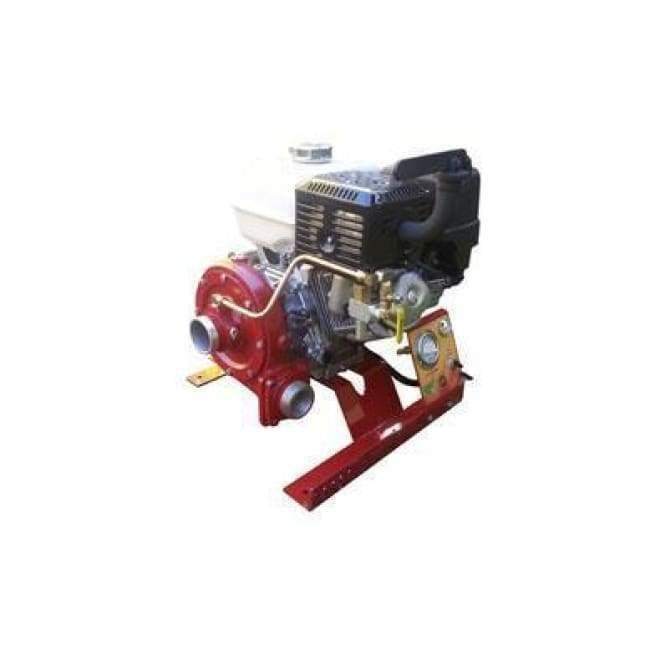 CET Skid Mounted Pumps 11 hp Skid Mounted High Volume Pump - Electric Start