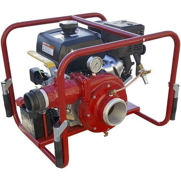 CET Portable Pumps 14 hp Portable De Watering Pump - Electric Start & 1 Discharge Line