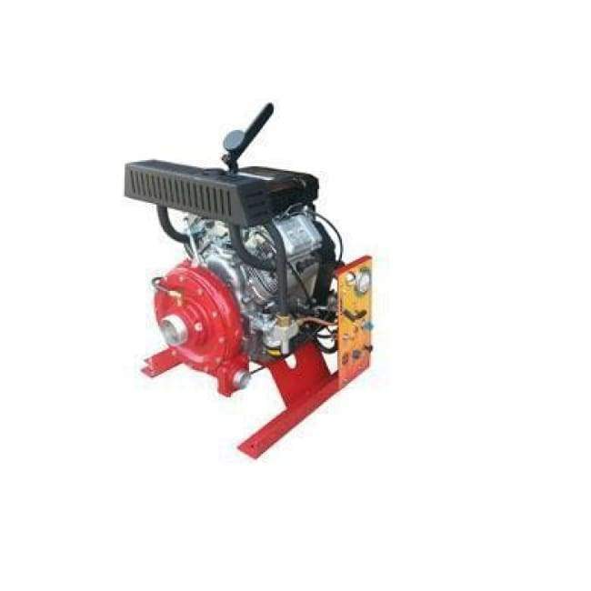 CET Skid Mounted Pumps 23 hp Skid Mounted Mid Range Pump - Electric Start