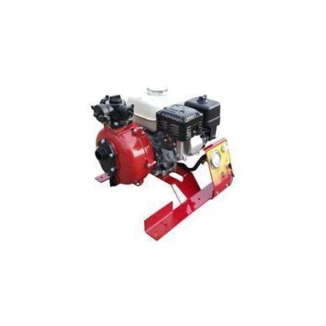 CET Skid Mounted Pumps 6 hp Skid Mounted High Pressure Pump - Electric Start