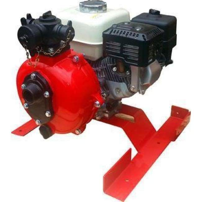 CET Skid Mounted Pumps 6 hp Skid Mounted High Pressure Pump - Pull Start
