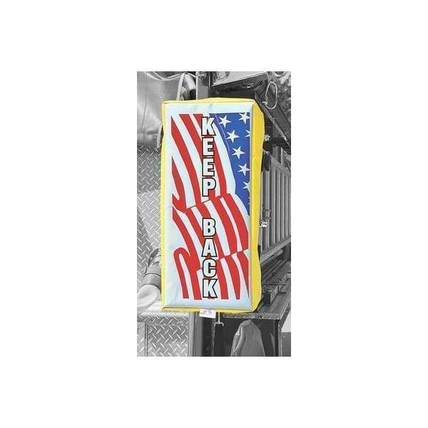 R & B Fabrication Ladder Cover American Proud Ladder Boot