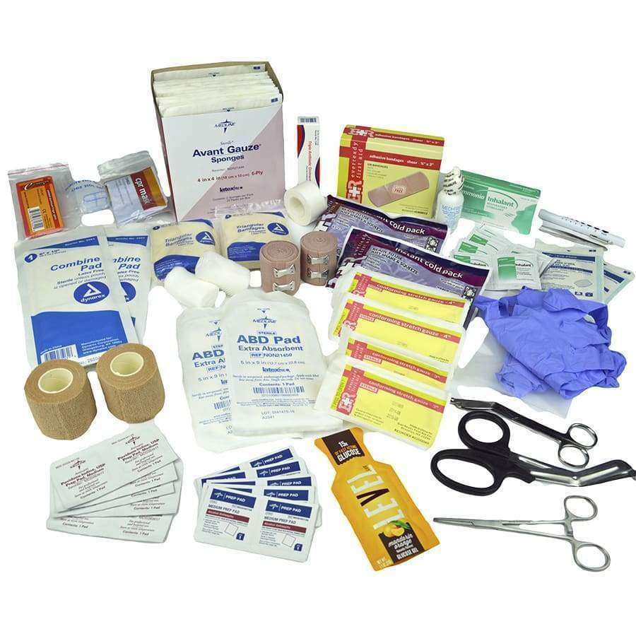 Lightning X Accessories Basic  First Responder Fill Kit