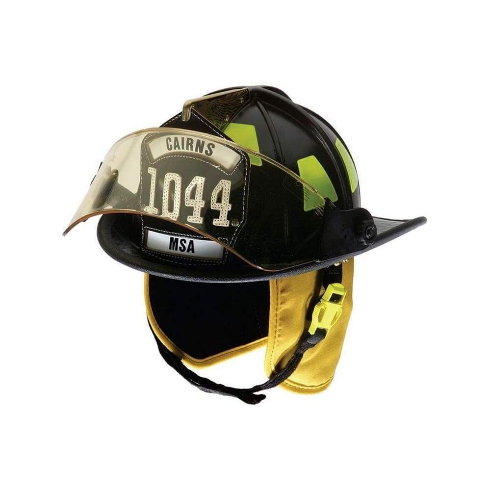 Cairns Helmet Cairns 1044 Helmet with Defender Shield