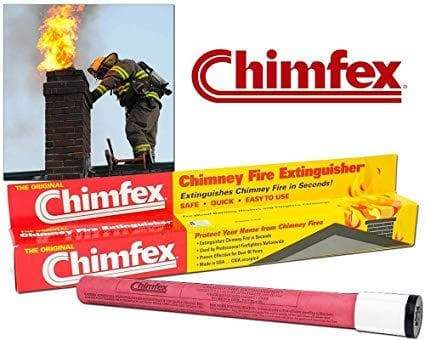 Amerex Fire Extinguishers Chimfex Chimney Fire Extinguisher