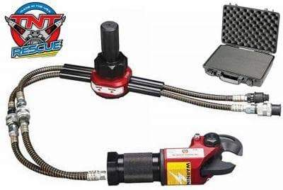 TNT Rescue Tools Tools Fire_Safety_USA Clearance TNT Confined Space Cutteer with RCV Remote Valve