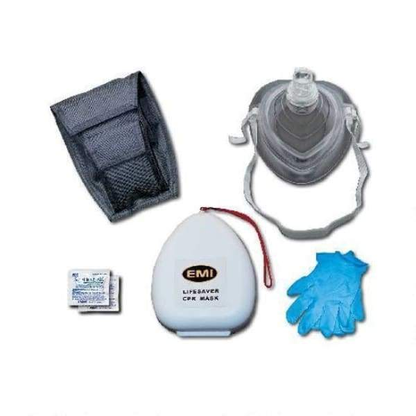 Emergency Medical International CPR EMI Lifesaver CPR Mack Kit Plus