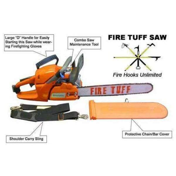 "Fire Hooks Unlimited Saws Fire Hooks Unlimited FD 770 12"" Package"