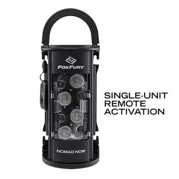Foxfury Lighting Solutions Flashlight FoxFury Nomad NOW Scene Light Single Activation