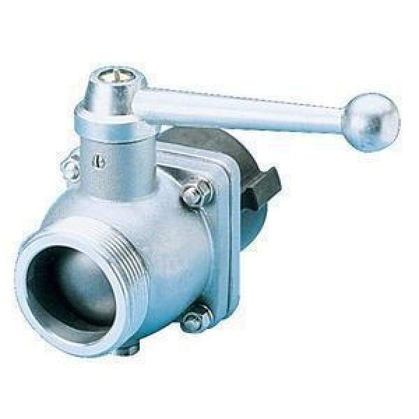 "Harrington Hydrant Valves Harrington 2.5"" Ball Valve"