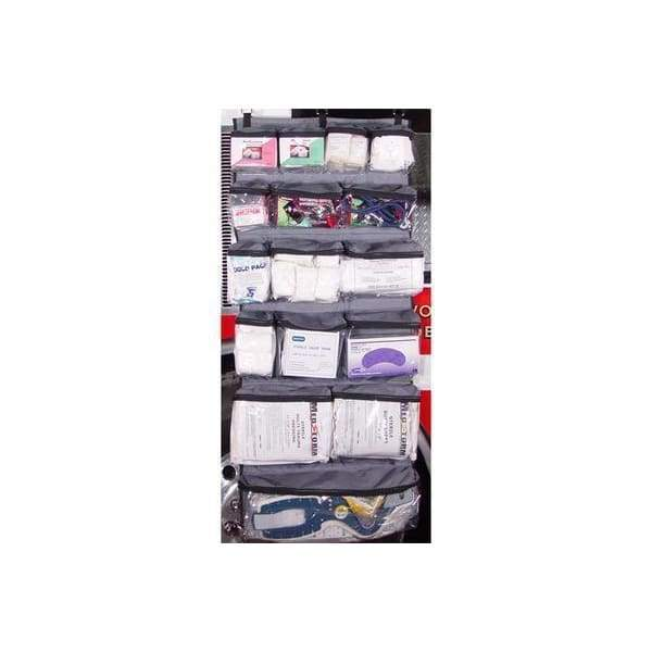 R & B Fabrication Hazmat Bags Hazmat Initial Disaster Stocking Kit