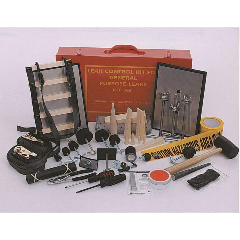 Edwards and Cromwell Leak & Repair Kits Hazmat Kit