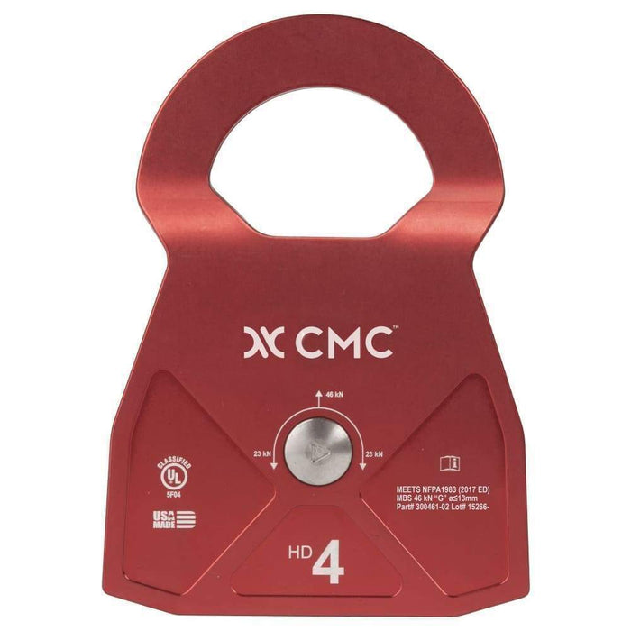 CMC Rescue Hardware HD Pulleys