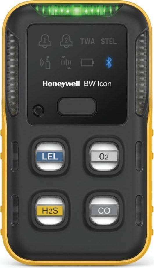Honeywell Gas Detection Fire_Safety_USA Honeywell BW Icon 4-Gas Detector