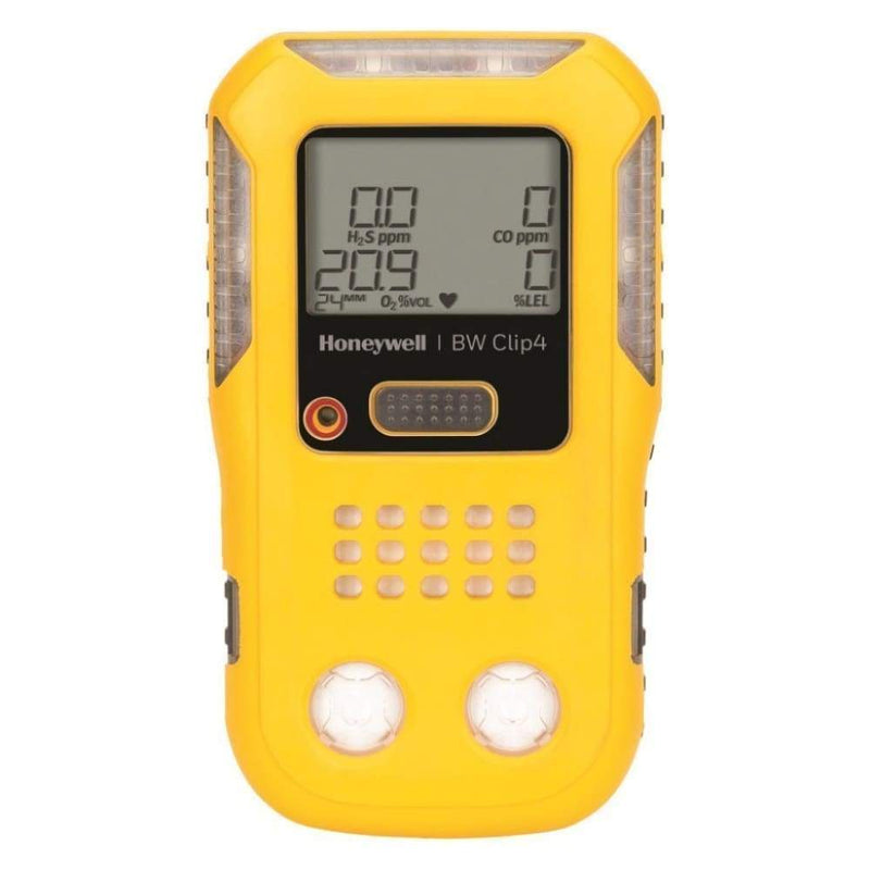 Honeywell Gas Detection Honeywell Clip4 4 Gas Detector