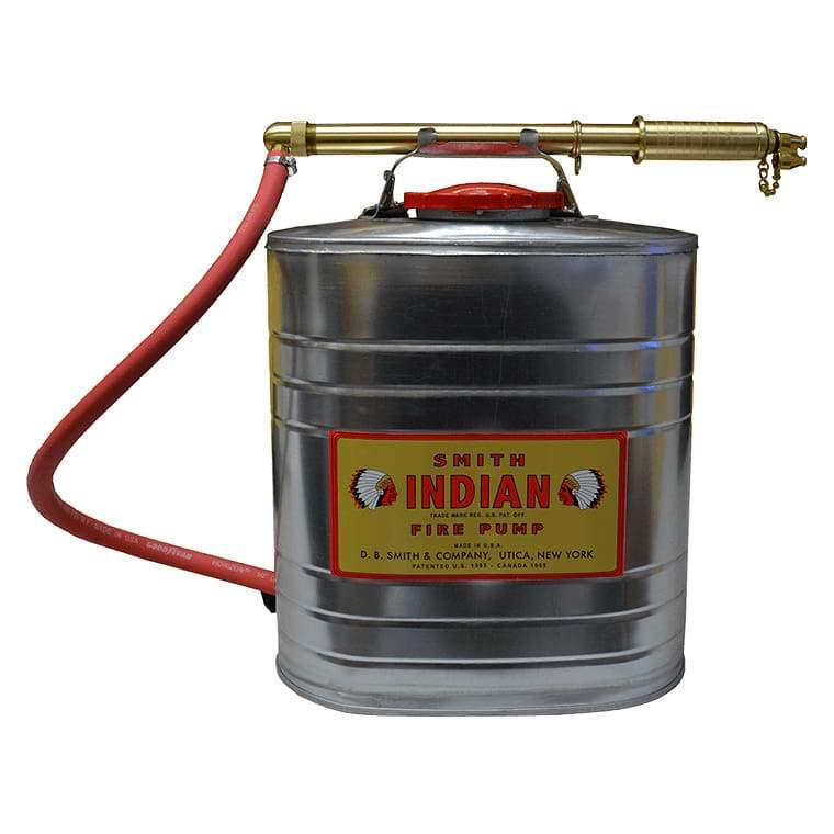 Fountainhead Group, Inc Pump Can Indian Stainless 5 Gallon Pump Can