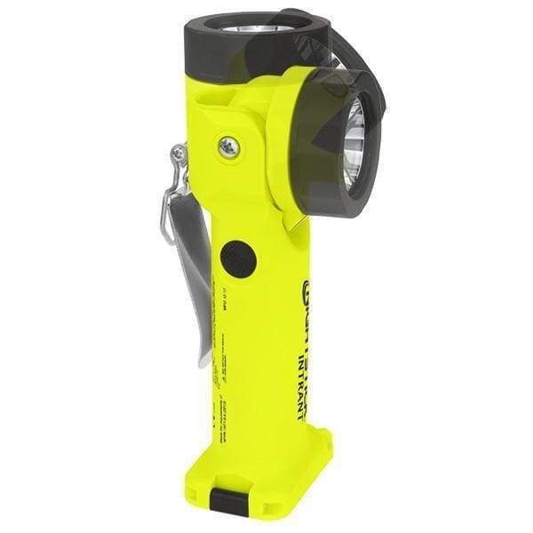 Bayco Flashlight INTRANT Intrinsically Safe Dual-Light Angle Light - 3 AA