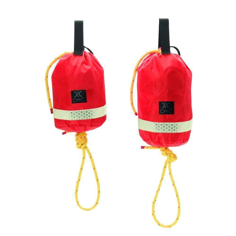 CMC Rope Bags NFPA Throwline Bag Set