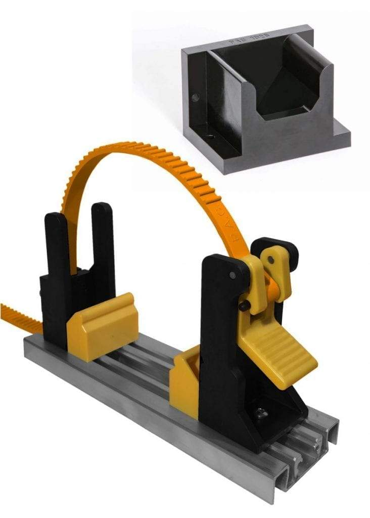 PAC Tools Brackets Fire_Safety_USA PAC Tools Spreader Base Pocket with Fastlock Adjustamount – K5026FL