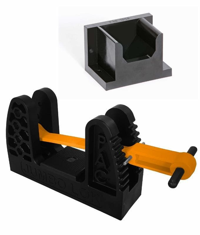 PAC Tools Brackets Fire_Safety_USA PAC Tools Spreader Base Pocket with Jumbo Lok – K5026JL